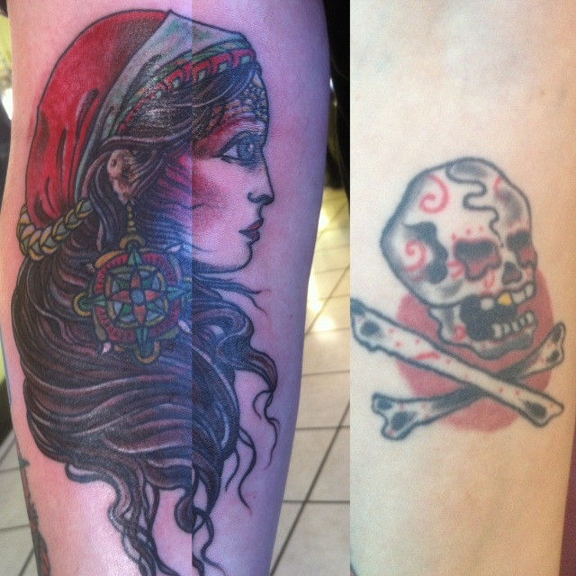 cover up gypsy for erika